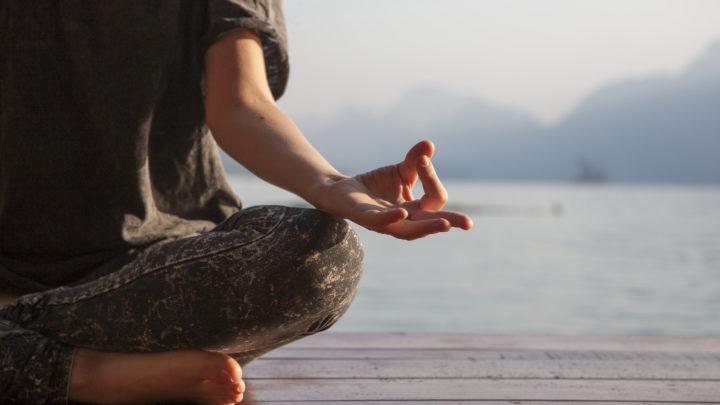 Meditation: Eintauchen ins innere Selbst