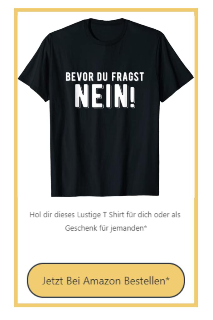 Bevor-du-fragst-Nein-T-Shirt